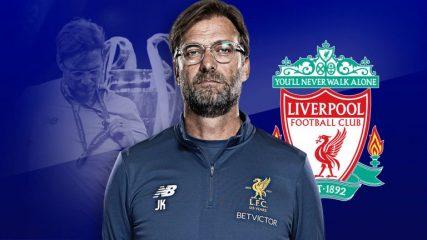 FC Liverpool Klopp That ́s Football T-Shirt